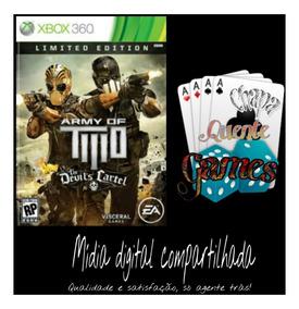 Army Of Two Digital + Black Ops 2 De Brinde Xbox 360