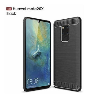 Mylb Compatible With Huawei Mate 20 X Caselightweight Carbon
