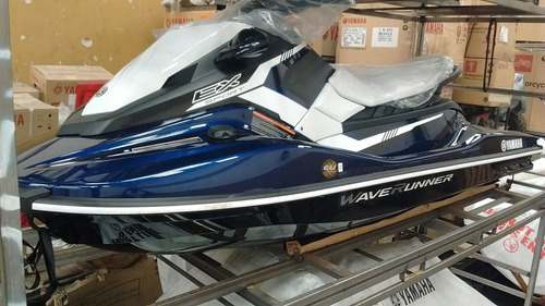 Imagen 1 de 14 de Moto De Agua Yamaha Ex Sport 18 Antrax