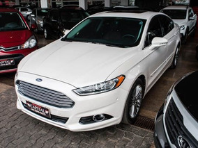 Ford Fusion Titanium 2.0 Ecoboost Awd 2.0 Ecoboost