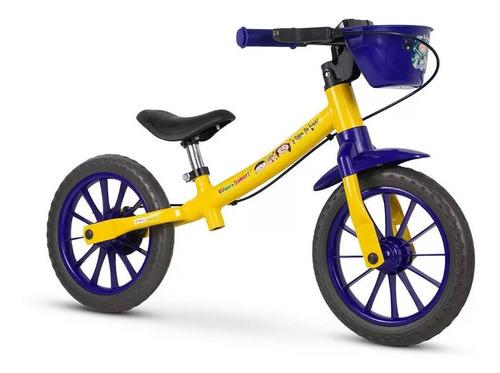 Bicicleta Infantil Sem Pedal Equilíbrio Balance Show Luna