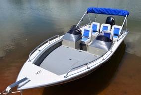 Barco De Alumínio Mg 175 Sport