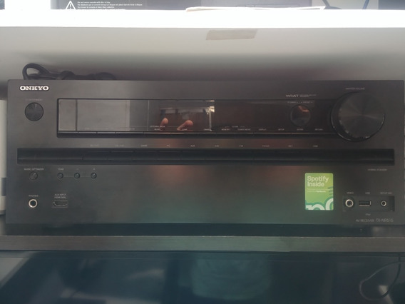 Painel Frontal Receiver Onkyo
