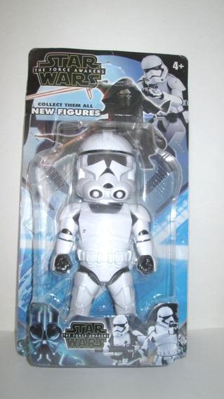 Muñeco Juguete Star Wars Stormtrooper 20cm Sonido Luces Niño
