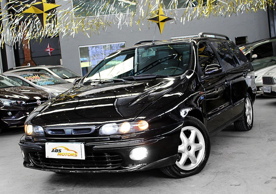 Fiat Marea 2.0 Mpi Hlx Weekend 20v Gasolina 4p Manual
