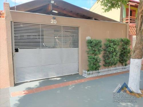 Imagem 1 de 18 de Casa Com 2 Dormitórios À Venda, 98 M² Por R$ 315.000,00 - Cambezinho - Londrina/pr - Ca1420