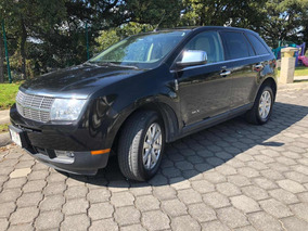 Lincoln Mkx V6 Awd Premier Piel Qc Nav 4x4 At 2010