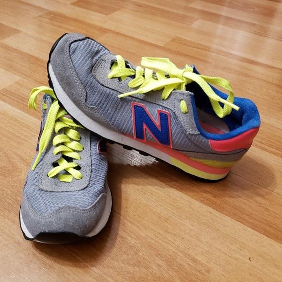 Zapatillas Mujer New Balance 515 Talle 6 Us