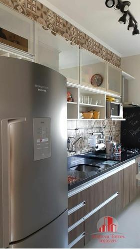 Imagem 1 de 29 de Apartamento À Venda No Bairro Morada Dos Nobres - Taubaté/sp - 1778