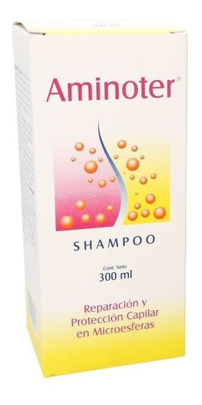 Aminoter 1 Botella Shampoo 300ml