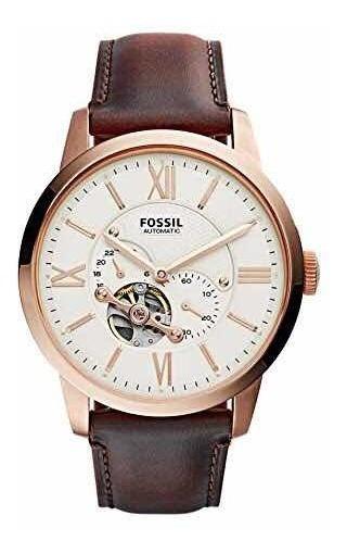 Relógio Fóssil Automático Me3105
