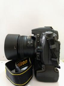 Câmera Fotográfica Nikon D90 Usada