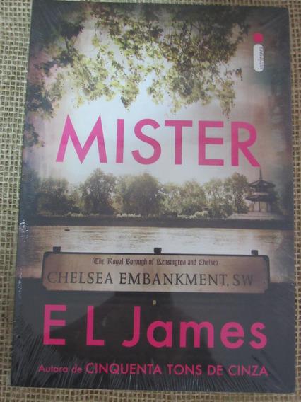 Livro Mister