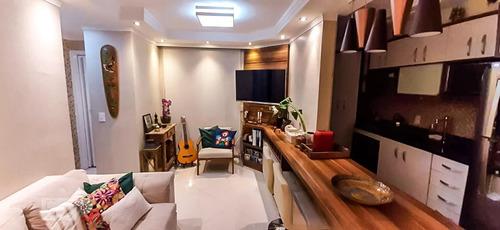 Apartamento À Venda - Parque Novo Mundo, 2 Quartos,  50 - S893114565