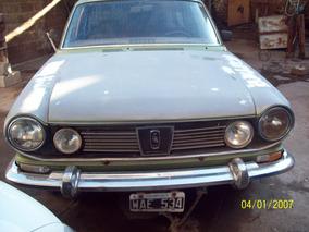 Vendo Torino S 4 Pertas 1973,en El Estado Que Se Encuentra