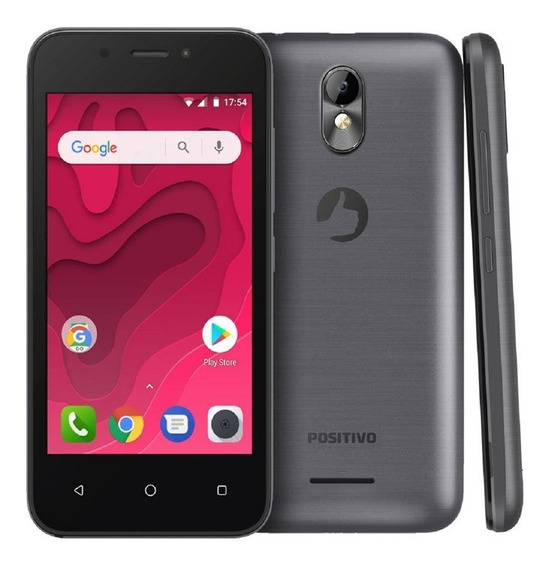 Smartphone Positivo Twist Mini S-431 Dual Chip Android 8 Tel
