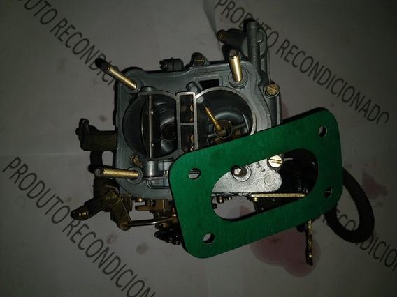 Carburador Gol Quadrado Cht 1.0 Gasolina 460 Weber Remanufat