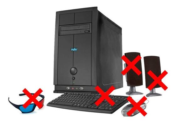 Computador Cce C23 Intel Dual Core 2gb Ram 320gb Usado