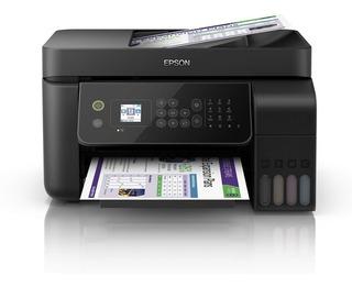 Impresora Epson L5190 Imprime/escanea/copia/fax, Lan/wifi