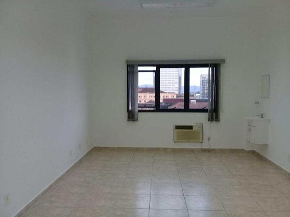 Conjunto Comercial, Centro, Santos - R$ 149 Mil, Cod: 9639 - V9639