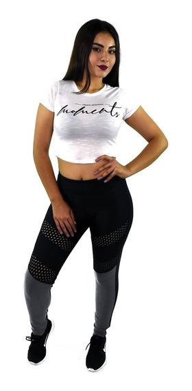 Ropa Deportiva Mujer Leggings Colombianos Licras Mallas Deportivas Dama Yoga Gym Unitalla Para Tallas 3 / 5 / 7 / 9 -29