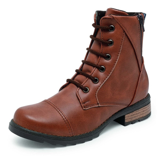 Bota Hiking Gost Modelo 300 Para Dama Color Camel