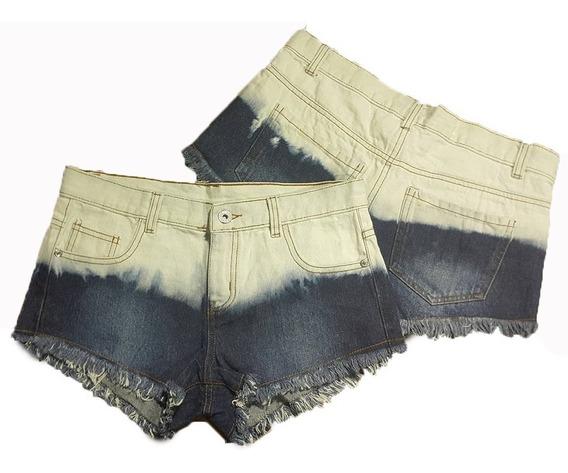 Short Jeans Degrade Importados Talle M (38/40) Liquidacion!