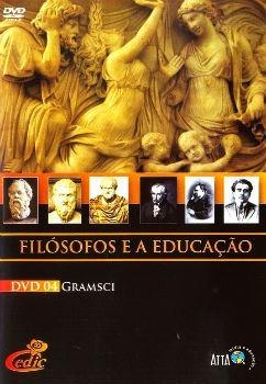 Imagem 1 de 1 de Dvd Gramsci Filosofia - Original