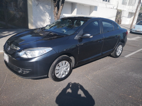 Renault Fluence 2.0 Expression Cvt Mt 2012