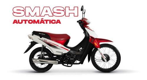 Imagen 1 de 15 de Gilera Smash 110 Automatica Motozuni