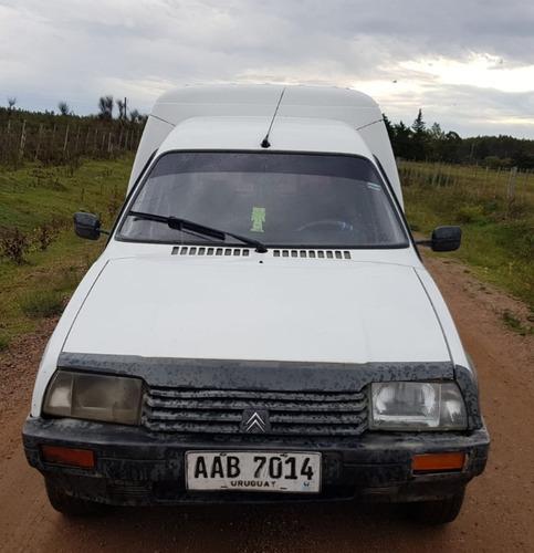 Citroën C15 2002 1.9 Furgon D