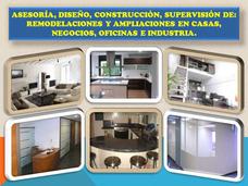 Servicio Profesional De Remodelaciones Y/o Construcciones.