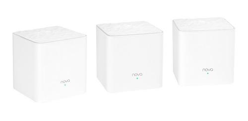Extensor Ultra Wifi Router Tenda Nova Mw3 Ac1200 Mesh X 3