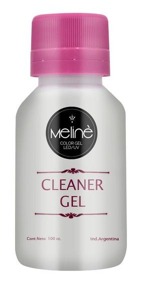 Líquido Cleaner Uñas Esculpidas Acrílico Gel Meliné X100 Cc