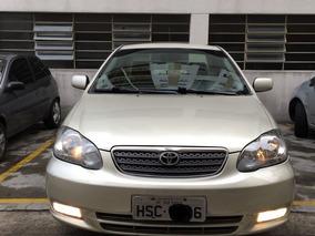 Corolla Xei 1.8 2004 Gasolina Automático Bége Completo