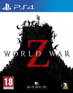 Juego World War Z Ps4 Físico