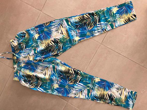 Pantalón De Verano Estampado