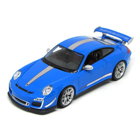 Miniatura Porsche 911 Gt3 Rs 4.0 1:18 Bburago