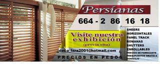 Persianas En Tijuana Y Rosarito