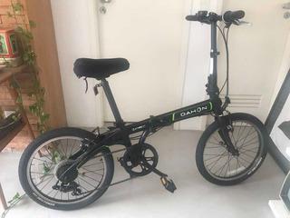 Bicicleta Dobrável Dahon Vybe D7 - Apenas Retirada!!