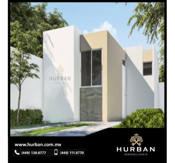 Hurban Vende Casa De Una Planta Al Oriente De La Ciudad De Aguascalientes.