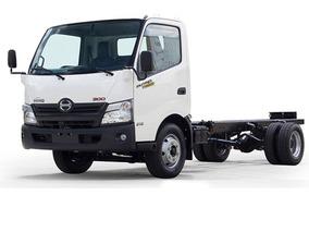 Chasis Hino Dutro Turbo 2020,furgón-todo Tipo De Carroceria