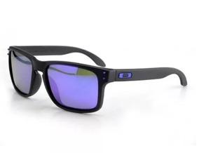 92b9fc172 Oculos Oakley Holbrook Lentes Roxo - Óculos no Mercado Livre Brasil