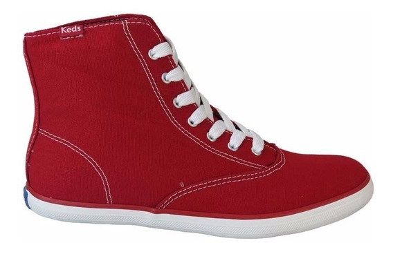 Tênis Keds Champion Hi Pop Canvas - Kd271