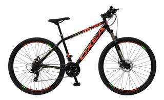 Bicicleta Hunter Oxea R29 Mtb 21vel Acero F/disco Suspension