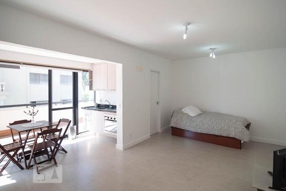Apartamento Para Aluguel - Campo Belo, 1 Quarto, 35 - 893002094