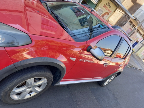 Renault Sandero Stepway 2009 1.6 16v Hi-flex 5p