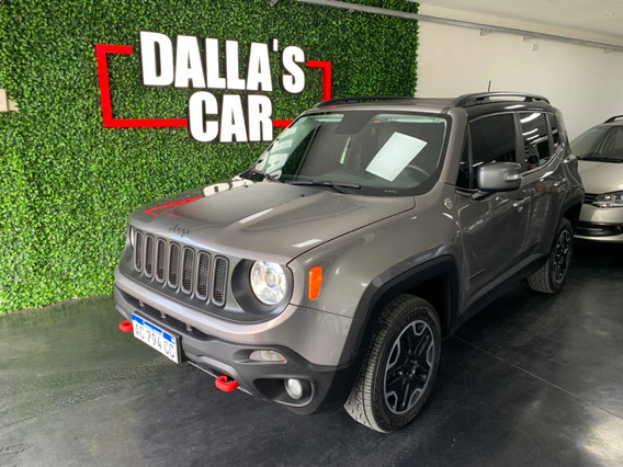 Jeep Renegade Trailhawk 4x4 2.0 At