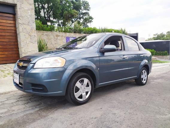 Chevrolet Aveo 2009 Automatico Con Aire Alectrico