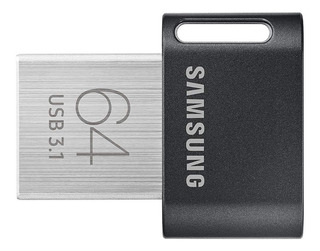 Memoria Usb 3.1 Flash Samsung Fit Plus 64gb - 200mb /s